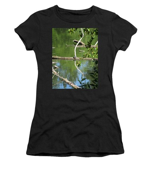 At The Crossroads Women's T-Shirt