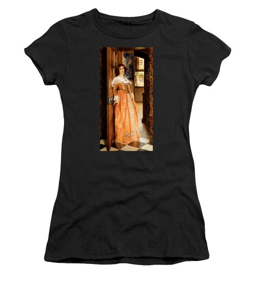 At The Doorway Women's T-Shirt