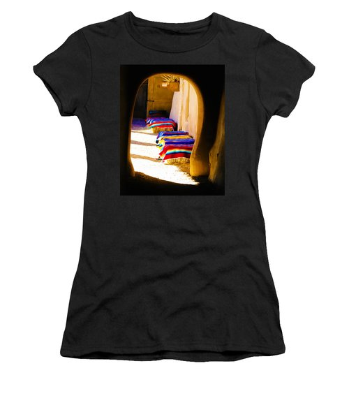 At The Hacienda Women's T-Shirt (Athletic Fit)