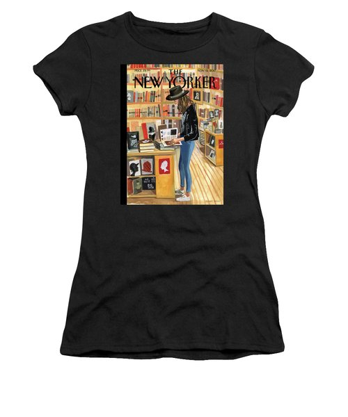 At The Strand Women's T-Shirt