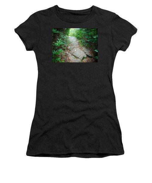 At-trail Blazes Women's T-Shirt