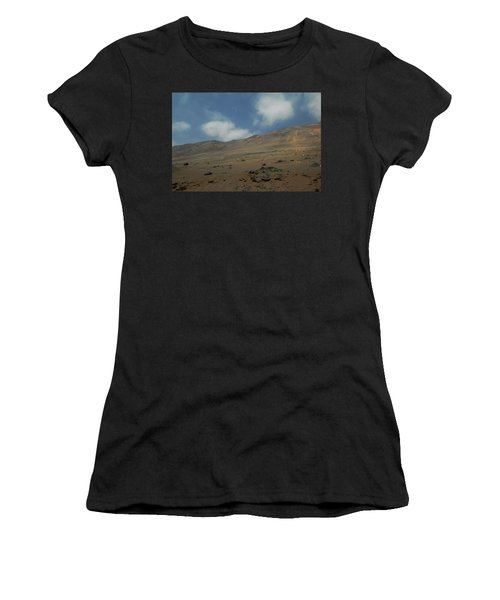 Atacama Desert Women's T-Shirt (Athletic Fit)
