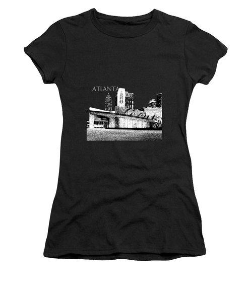 Atlanta World Of Coke Museum - Dark Red Women's T-Shirt
