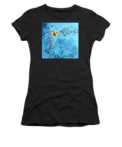 Atlantis Rising Women's T-Shirt (Athletic Fit)