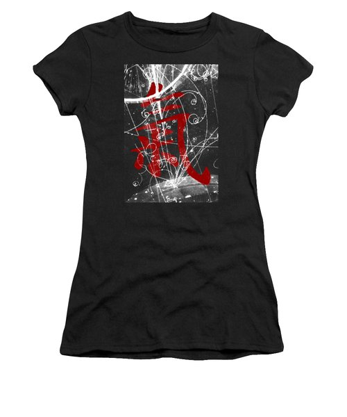 Atomic Ki Women's T-Shirt (Athletic Fit)