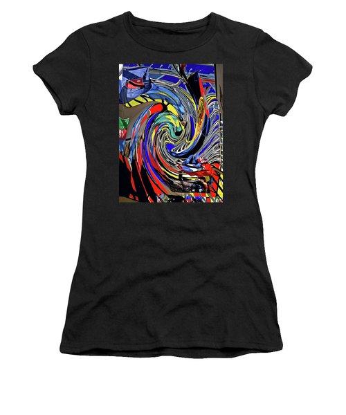 Atrium Women's T-Shirt (Athletic Fit)