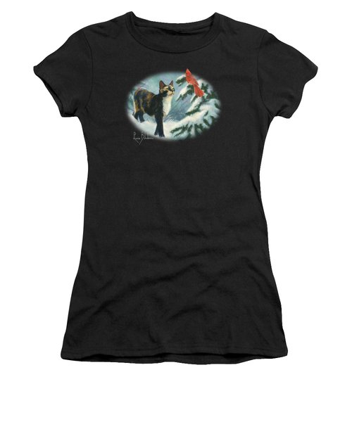Attentive Women's T-Shirt
