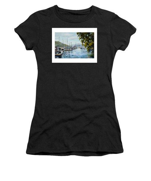 Attersee Austria Women's T-Shirt