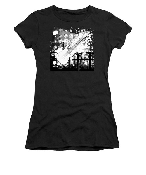 Audio Graphics 2 Women's T-Shirt