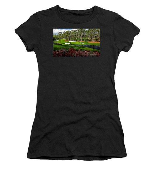 Augusta National Gc #16 Women's T-Shirt