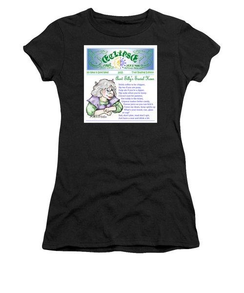 Real Fake News Tilly's Social Hour Women's T-Shirt