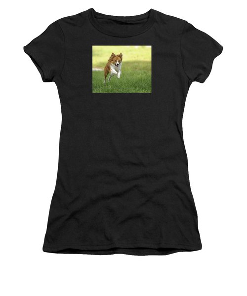 Aussi At Play Women's T-Shirt (Athletic Fit)