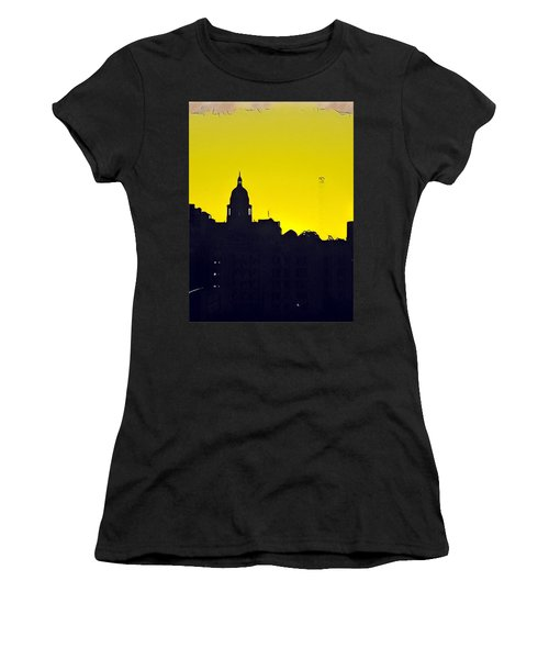 Austin Capital At Sunrise Women's T-Shirt
