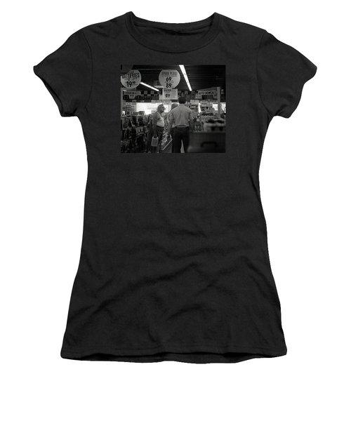 Auto-parts Store, 1972 Women's T-Shirt