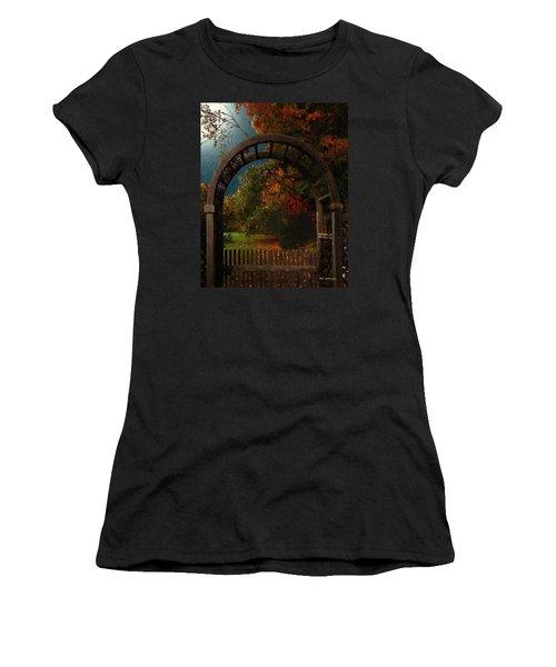 Autumn Archway Women's T-Shirt