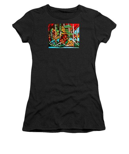 Autumn Blaze Women's T-Shirt