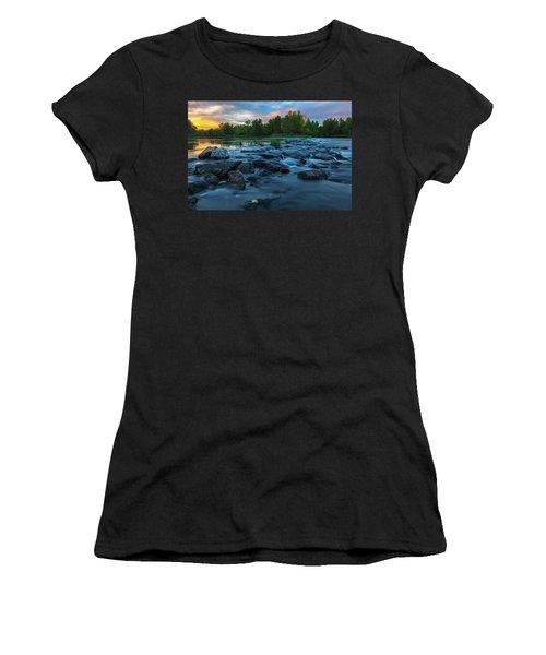 Autumn Comes Women's T-Shirt