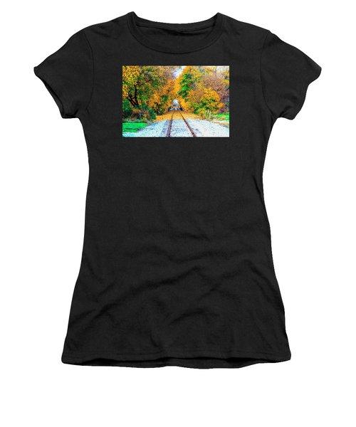 Autumn Days Women's T-Shirt