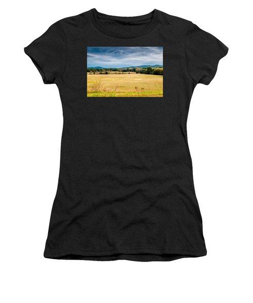 Autumn Field Women's T-Shirt