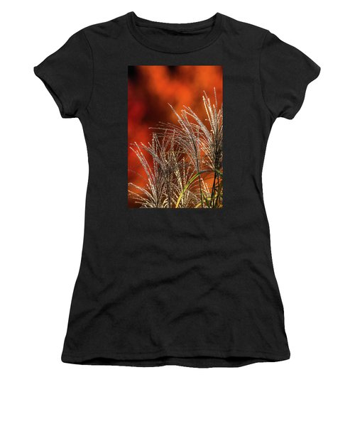 Autumn Fire - 1 Women's T-Shirt