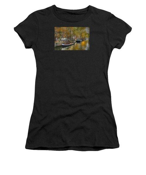 Autumn In Amsterdam Women's T-Shirt