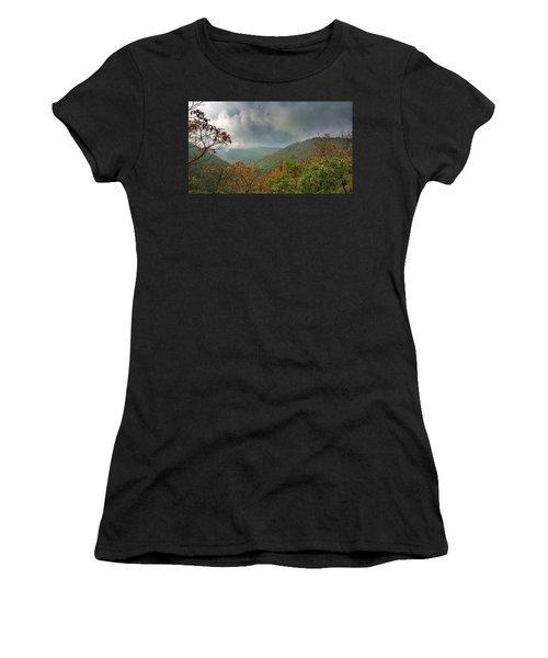 Autumn In The Ilsetal, Harz Women's T-Shirt