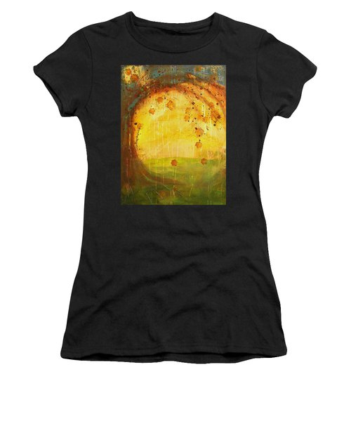 Autumn Leaves - Tree Series Women's T-Shirt