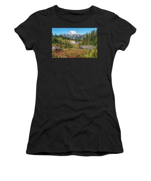 Autumn Meadow Women's T-Shirt