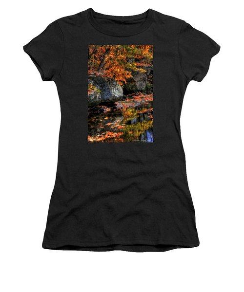 Autumn Women's T-Shirt (Athletic Fit)