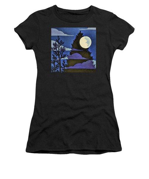 Autumn Moon Women's T-Shirt