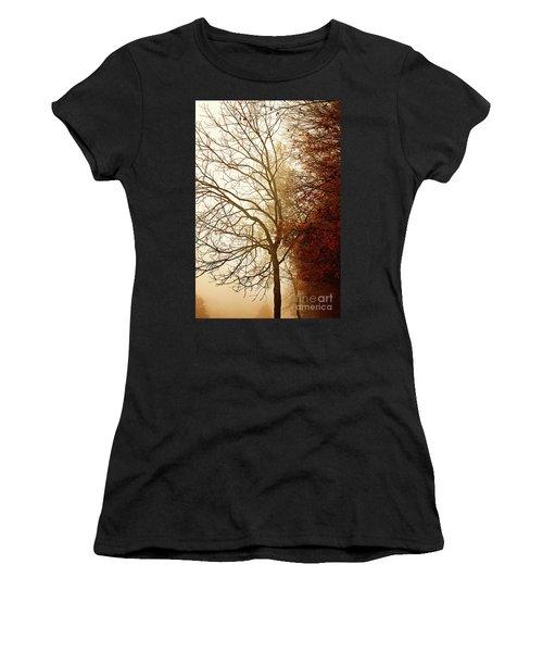 Autumn Morning Women's T-Shirt