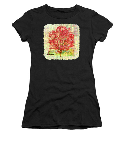 Autumn Musings 2 Women's T-Shirt (Athletic Fit)