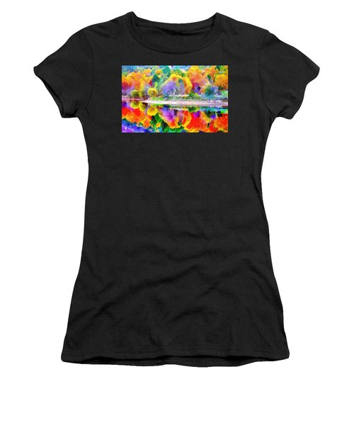 Autumn Panorama Women's T-Shirt