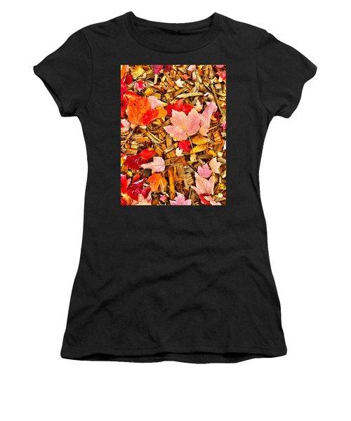 Autumn Potpourri Women's T-Shirt