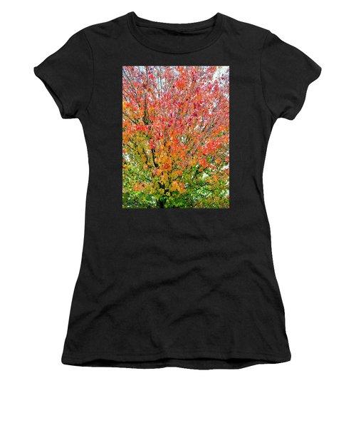 Autumn Splendor Women's T-Shirt