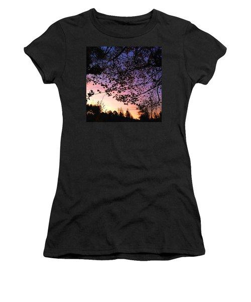 Autumn Sunrise Women's T-Shirt