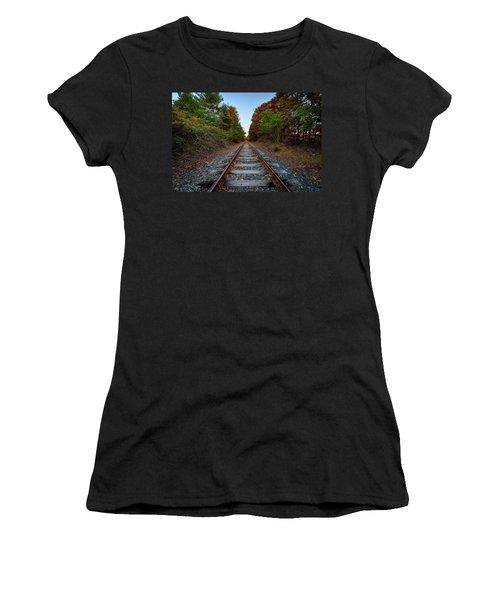 Autumn Train Women's T-Shirt