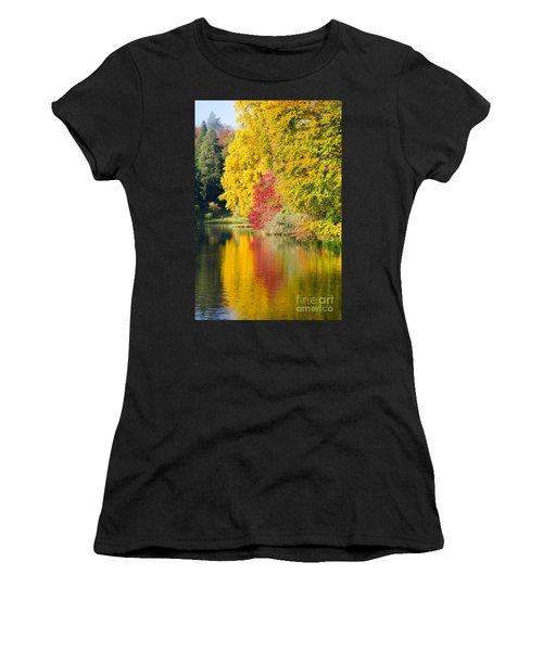 Autumn Trees Women's T-Shirt