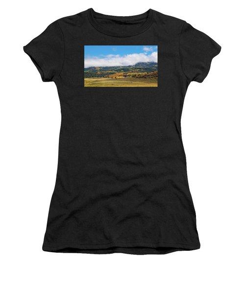 Autumn Veil Women's T-Shirt