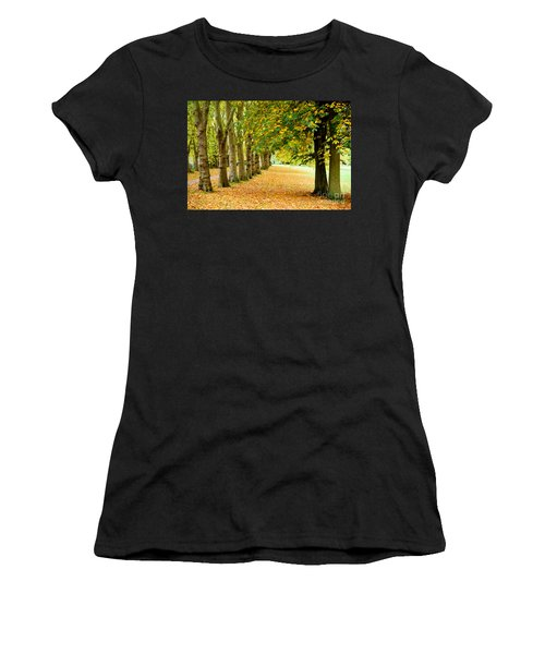 Autumn Walk Women's T-Shirt