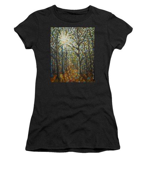 Autumn Wood Women's T-Shirt