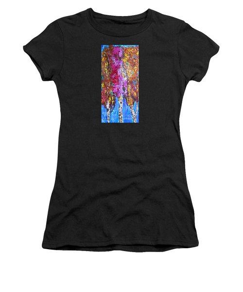 Autumn's Splendor Women's T-Shirt (Athletic Fit)