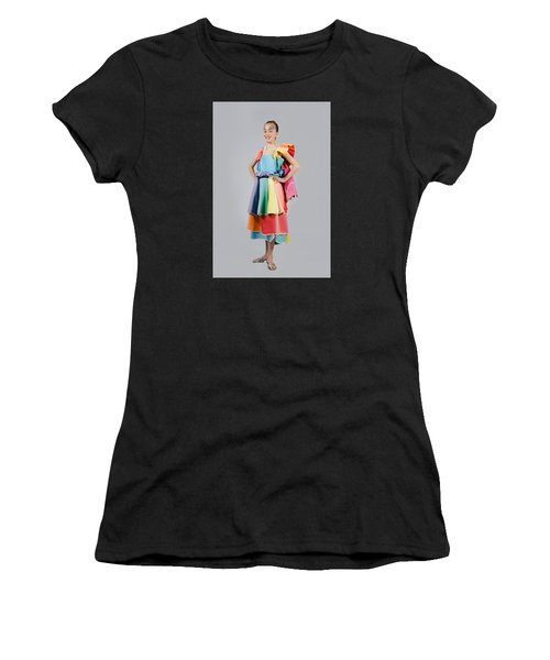 Aviva In Patio Umbrella Dress Women's T-Shirt