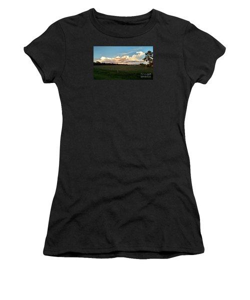 Awe Inspiring Women's T-Shirt (Athletic Fit)
