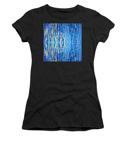Awe Women's T-Shirt (Athletic Fit)