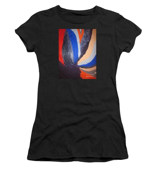 Awesome 6 Women's T-Shirt (Athletic Fit)