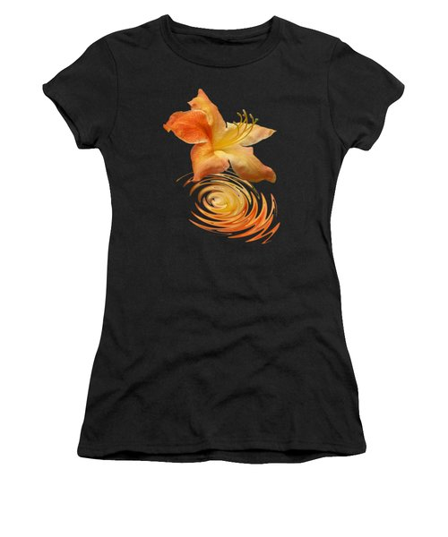 Azalea Ripples Vertical Women's T-Shirt