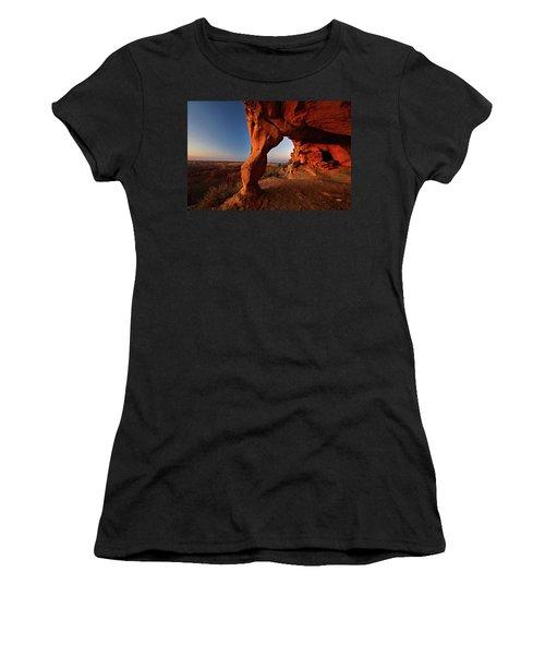 Aztec Butte Women's T-Shirt