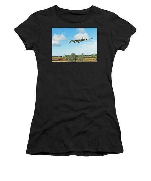 B52 Stratofortress -2 Women's T-Shirt (Athletic Fit)