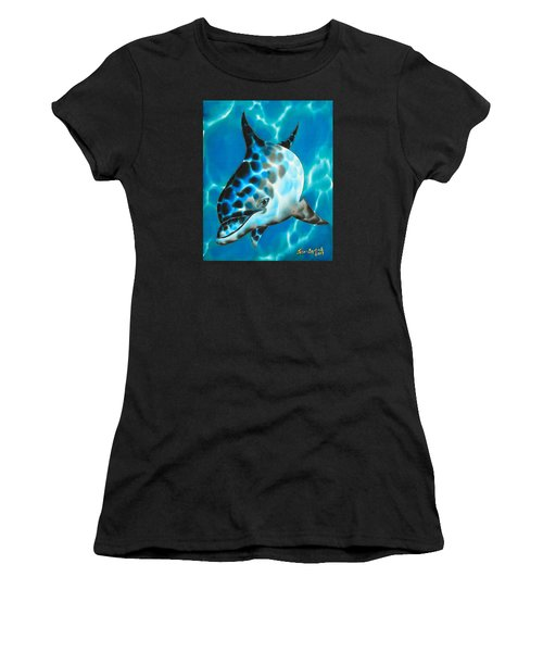 Baby Women's T-Shirt (Athletic Fit)